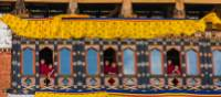Beautiful colours on the streets of Bhutan | Richard I'Anson
