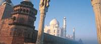 The beautiful Taj Mahal in India is one of the eight wonders of the world. | Andrew Thomasson