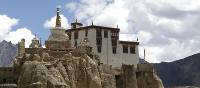 The grand Lamayuru Monastery in Ladakh | Gavin Turner