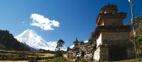 Trekking through peaceful villages in Manaslu | Graham North