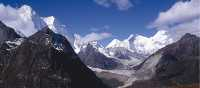 Views of Everest and the Kangshung Glacier, Tibet | Alan and Julie Marshall