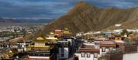 Views across Lhasa | Richard I'Anson