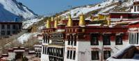 Distinct architectural designs in Tibet | Richard I'Anson