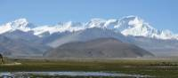 A perfect reflection crossing the Tibetan Plateau | Gavin Turner