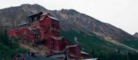 Historic Kennecott mines create a striking contrast amongst the mountains | Jake Hutchins