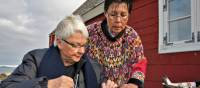 Local crafts in West Greenland | Michelle Valberg