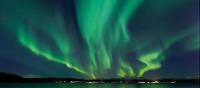 The spectacular Aurora Borealis (Northern Lights)