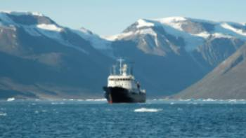 Cruise through the Arctic | Fiona Windon