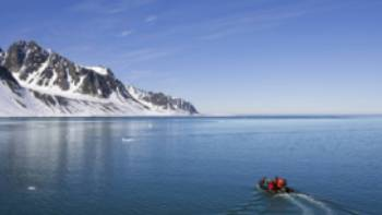 Magdalenefjord is a bay in the Svalbard Islands
