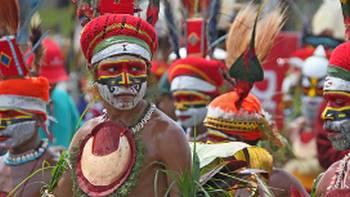 Discover the colourful cultures of the Solomon Islands