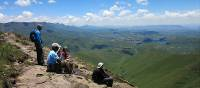 South Africa Drakensberg Amphitheatre