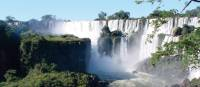 Spectacular view of the mighty Iguazu Falls | Elaine Clueit