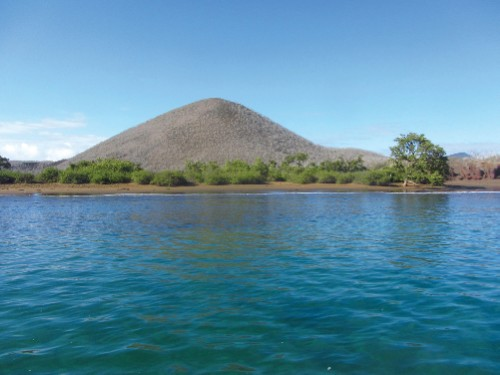 Lakes on the Galapagos Islands - <i>Photo: Marta Ticha</i>