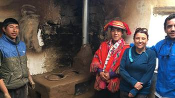 Huilloc Healthy Cook Stove Project, Peru Community Project