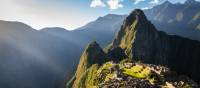 Breathtaking colours over the vibrant Machu Picchu | Richard I'Anson