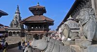 Bhaktapur is one of UNESCO World Heritage Sites in Nepal