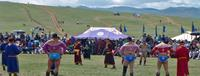 Attend the cultural festival of Naadam in Mongolia with Tim Cope & World Expeditions