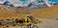 Cycling in Peru: Andes Mountains