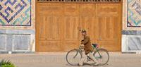 Cycling holiday in Uzbekistan - World Expeditions