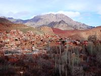 Ancient village of Abyaneh