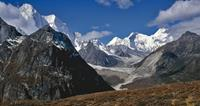 Everest Kangshung Face in Tibet