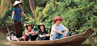 active family holidays in Vietnam - World Expeditions