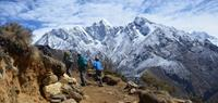 trekking in Nepal with kids - World Expeditions