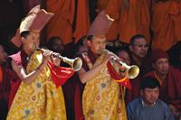 The traditions of the two-day festival at Hemis, Ladakh.