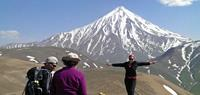 Expedition to Mount Damavand in Iran - active holidays with World Expeditions