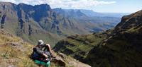 World's best mountains: Drakensberg in South Africa walking trip