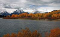 Grand Teton National Park USA
