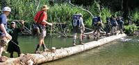 The Kokoda Track takes you to different destinations in Papua New Guinea