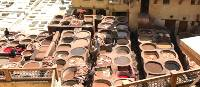 Views over Chouara Tannery in Fes | Robyn Lyons