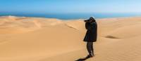 Desert dunes on the 'African Wilderness in Comfort' trip | Peter Walton
