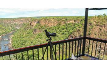 Little Gorges - room balcony view
