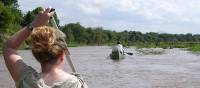 Canoeing the lower Zambezi | Shaun Waring-Jones