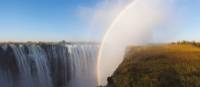 Breathtaking views over the big and beautiful Victoria Falls | Peter Walton