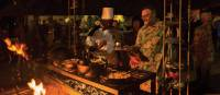 Traditional dinner in Victoria Falls | Peter Walton