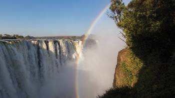 The majestic Victoria Falls | Peter Walton