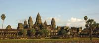 Witness the splendid architecture of the World Heritage site, Angkor Wat | Donna Lawrence