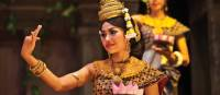 Traditional Apsara dancers in Siem Reap, Cambodia | Peter Walton
