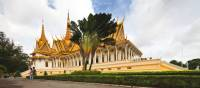 Visit the famous Royal Palace, Silver Pagoda, in Phnom Penh | Peter Walton