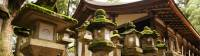 Moss covered temples on Japan's Ancient Capitals