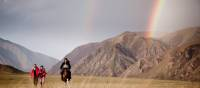 Exploration by foot or by horse is ideal in Mongolia | Cam Cope