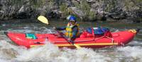 Experience one of the most iconic rivers in Australia as you paddle down it