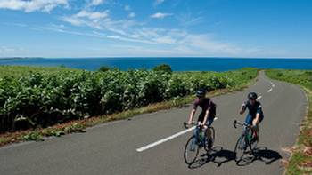 Cycling the coastal backroads of Hokkaido