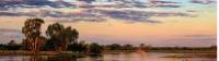 A spectacular sunset experienced on the Yellow Waters cruise in Kakadu |  <i>Peter Walton</i>