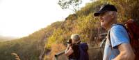 Ascending to the lookout for expansive views across Kakadu National Park | Nicholas Gouldhurst