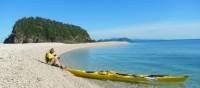 Kayak in crystal clear waters along the Cassowary Coast