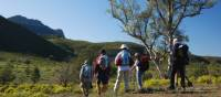 Walkers on the Heysen Trail in South Australia | Chris Buykx